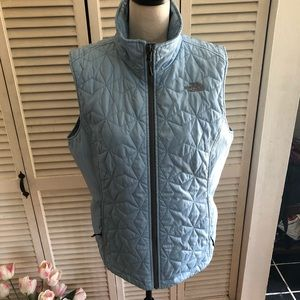The North Face Baby Blue Vest